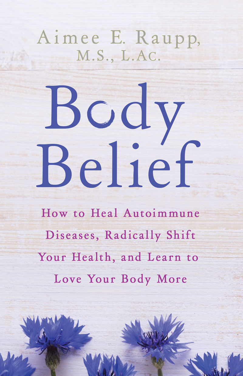 Body Belief book