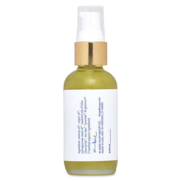 Image of Organic Argan Oil Facial Cleanser