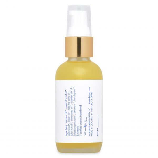 Image of Organic Nourishing Facial Oil
