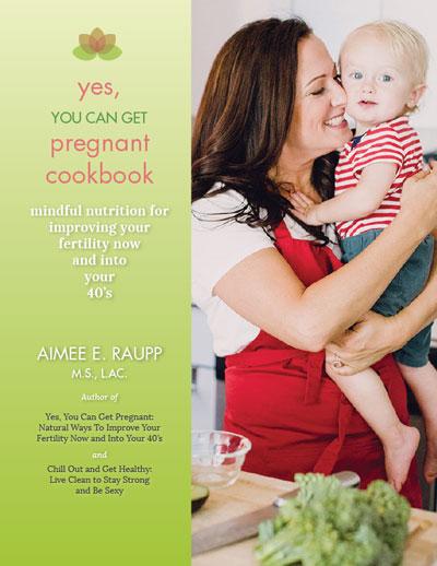 Image of Aimee Raupp Holding James