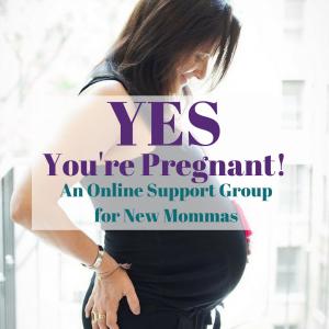 Image of Pregnant Aimee Raupp