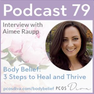Podcast 79 Interview with Aimee Raupp