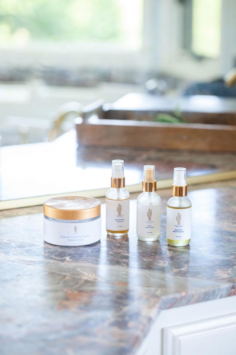 aimee raupp beauty skincare – organic oils