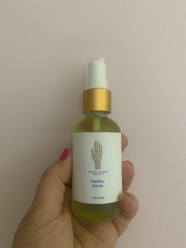 Image of Aimee Raupp Healthy Hands