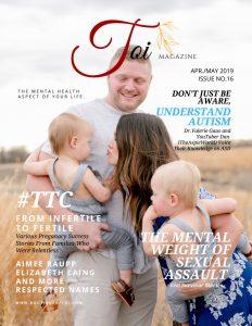 Toi Magazine cover