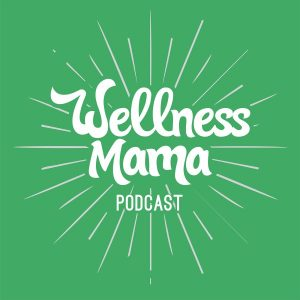 Wellness Moma Podcast logo
