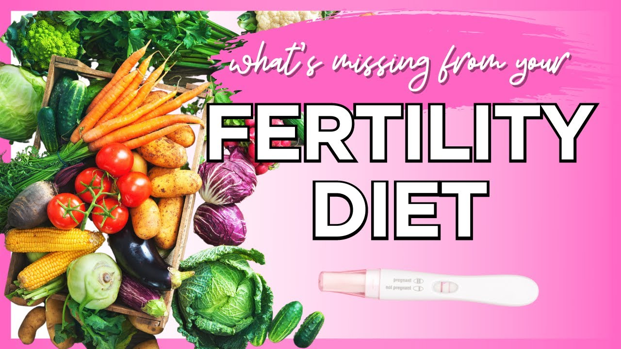 Photograph of Vegetables and a Pregnancy Test